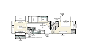 Fifth Wheel Bunkhouse Floor Plans by Forest River Sandpiper Fifth Wheel Chilhowee Rv Center Greater
