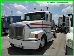 100 Gmc Semi Trucks 1994 White