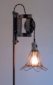 La Tee Da Lamps by Best 25 Industrial Floor Lamps Ideas On Pinterest Industrial