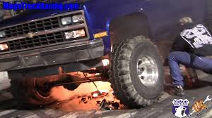 100 Tug A Truck This Built Chevrolet Truck Blows Rods And Pistons Everywhere During