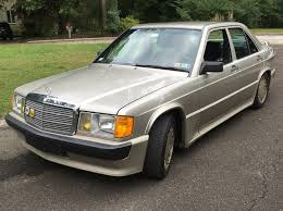 1986 Mercedes-Benz 190E 2.3-16 5-Speed For Sale On BaT Auctions ...