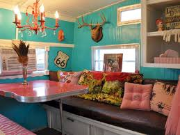Epic Top 60 DIY Camper Interior Remodel Ideas You Can Try Right Now