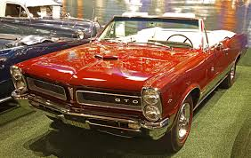 1965 Pontiac GTO Convertible - Welcome To Cars Of Dreams Museum