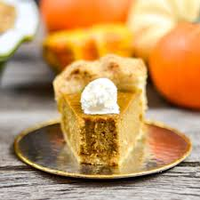 Crustless Pumpkin Pie Cupcakes by Dairy Free Pumpkin Pie Joyfoodsunshine