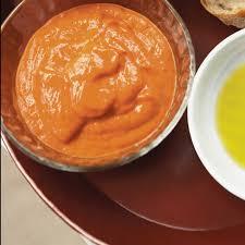 cuisiner les poivrons rouges tartinade de poivrons rouges ricardo