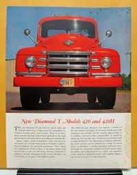 1950 Diamond T Truck Model 420 420H Sales Brochure And Specifications And Thats The Truth Frank Gripps Twengin Hemmings Daily Unstored Diamond T Pickup Truck Youtube 1949 Logging Truck 2014 Antique Show Put O Flickr 1952 950 Ferraris And Other Things Front End Tshirt For Sale By Jill Reger 1947 404 1950 Model 420 420h Sales Brochure Specifications 1942 Classiccarscom Cc1124301 1965 Cc1135082 1948