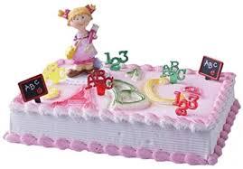 tortendekoration cake company schulanfang mädchen tortendeko 1 schultag rosa mädchen motivtorte 1 schultag