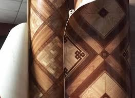 China Healthy Linoleum Flooring Plastic Vinyl PVC