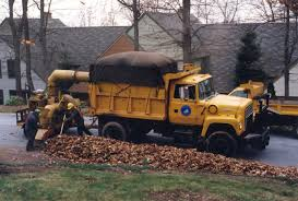 100 Leaf Vacuum Truck Collection Derry Township