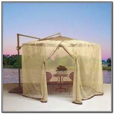 Mosquito Netting For 11 Patio Umbrella by Mosquito Netting For Patio Canada Home Outdoor Decoration