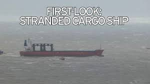 Cruise Ship Sinking 2016 by Major Rescue Operation Launched To Save Crew Of Sinking Cargo Ship