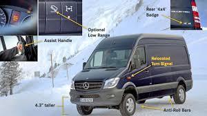Thesprinterca En Sprinter 4x4 Cargo Van