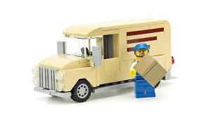 LEGO Mail Van. MOC Building Instructions - YouTube Lego Ideas Product Highway Mail Truck The Worlds Newest Photos Of Iveco And Lego Flickr Hive Mind City Yellow Delivery Lorry Taken From Set 60097 New In Us Postal Station Lego Police Set No 60043 Blue Orange Fire Ladder 60107 Walmart Canada Fisher Price Little People Sending Love Mail Truck Guys Most Recent Picssr Dhl Express Trailer Technic Mack Anthem 42078 Jarrolds Post Office 1982 Pinterest