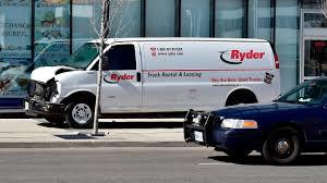 100 Used Trucks Toronto Suspect Arrested After Van Strikes Multiple Pedestrians In