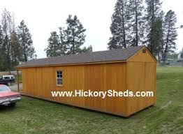 Wood Sheds Idaho Falls by Old Hickory Sheds Delivery Idaho