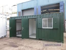 100 Shipping Containers Converted For Sale For Sale
