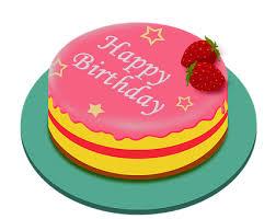 Birthday Cake Happy Birthday Cake