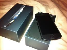 Almost new Iphone 5 Black 16g unlocked
