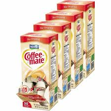 Coffee Mate Liquid Creamer Original 0375 Oz 50 Ct Bundle Of