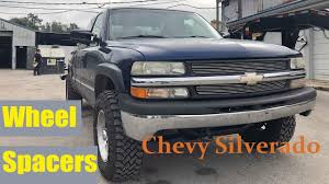 100 Truck Wheel Adapters How To Install Spacers On A Chevy Silverado Yitamotor YouTube