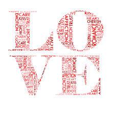 Fancy Love Word Art