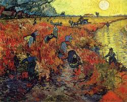The Red Vineyard And Why Van Gogh Only Sold One Painting In His Lifetime