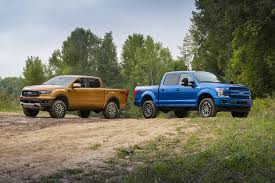 100 Crescent Ford Trucks Finally Offers A Factory Lift Kit For Ranger And F150
