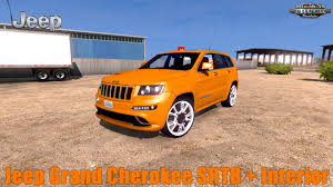 Jeep Grand Cherokee SRT8 + Interior V2.0 By Taina95 (1.30.x) • ATS ... Dodge Ram Srt8 For Sale New Black Truck Awesome Pinterest Best Car 2018 Find Best Cars In Here Part 143 2017 Ram 1500 Srt Hellcat Top Speed This Has A 707 Hp Engine Thanks To Heroic 2011 Jeep Grand Cherokee Document Zj Trucks Accsories 2014 Srt8 Whipple Supercharged 060 32s 10 American Simulator Mod Must Watc 2019 Release Date Wther Will Magnum Inspirational Pricing Ratings Pickup Could Be The Ultimate Sleeper 2009 Challenger Monster Gta San Andreas