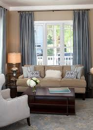 pottery barn shower curtains Living Room Traditional with area rug