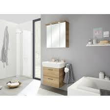 badezimmer spiegelschrank in riviera eiche quer bacoli i 3