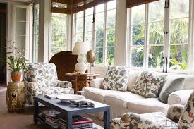 Warmth And Cozy Sunroom Design Examples To Inspire You Stunning Decorating Idea With Floral