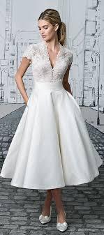 Short Halter Wedding Dresses Elegant Tea Length Wedding Dress Justin