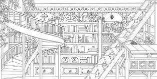 Ever Since Pat Hernas Designed Mystery Playground Coloring Pages Weve Been A Little Obsessed With The Adult Books But So Has Everyone Else