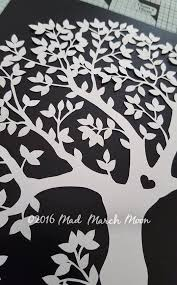 Tree Of Life Papercutting Template By Sarah Evans