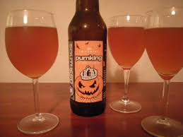 Long Trail Imperial Pumpkin Ale by Grin And Beer It 3 Pumpkin Beers In Your My Face