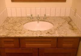 Bathroom Vanity Tops With Sink by Bathroom Decoration Glass Tiled Bathroom Vanity Tops Tile