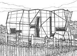100 Steven Holl Sketches JOSH MINGS STUDIO