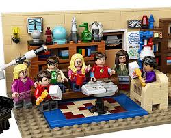 the big theory lego coming