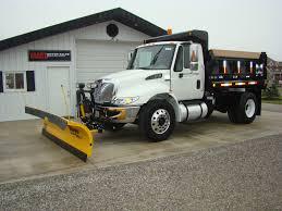 100 Snow Plow Trucks For Sale 2013 IH 4300 Truck Imel Motor S