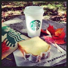 When Are Pumpkin Spice Lattes At Starbucks by Starbucks Pumpkin Spice Latte Lemon Pound Cake Taken From My