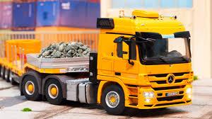 Les Camions Constructeurs Camion Benne Grue Tractopelle Dessins