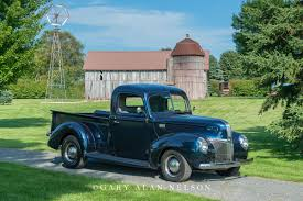 1941 Ford Pickup 1/2 Ton Commercial | VT-17-13-FO | Gary Alan Nelson ...