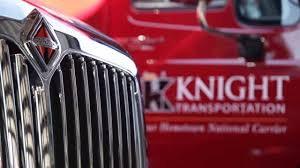 ProStar & Knight Transportation - YouTube