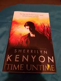 Time Untime Dark Hunter World Kenyon Sherrilyn Book