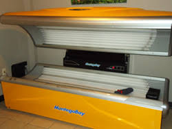 Sunboard Tanning Bed by Tanning Beds