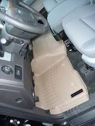 Weathertech Floor Mats 2009 F150 by Weathertech Floor Mats Removing Double Posts Drivers Side Page
