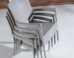 Stackable Outdoor Sling Chairs by Stackable Patio Furniture Set Roselawnlutheran