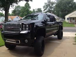 Lifted GMC Denali 2500 HD Dirty Max | Dream Truck | Pinterest ... Gmc Truck W61 370 Heavy Duty Sierra Hd News And Reviews Motor1com Pickups From Upgraded For 2016 Farm Industry Used 2013 2500hd Sale Pricing Features Edmunds 2017 Powerful Diesel Heavy Duty Pickup Trucks 2018 New 3500hd 4wd Crew Cab Long Box At Banks Lighthouse Buick Is A Morton Dealer New Car Allterrain Concept Auto Shows Car Driver Blog Engineers Are Never Satisfied 2015 3500 Beats Ford F350 Ram In Towing