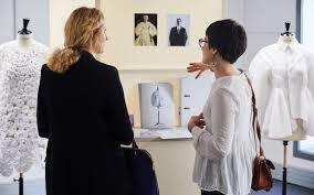 chambre syndicale de la haute couture parisienne école de la chambre syndicale de la couture parisienne s page bof