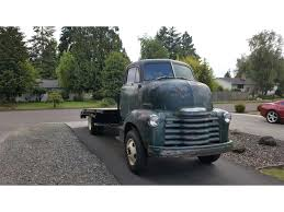 100 Trucks For Sale In Oregon 1949 Chevrolet Cab Over 59 L Turbo 12 Valve Cummings